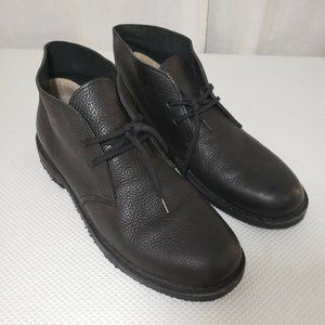 Vtg 1997 Clarks Original Wallabees 12 Ankle Boots